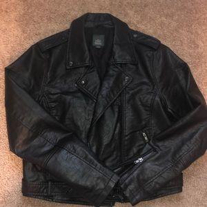 NWOT Wild Fable Leather Jacket